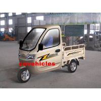 Electric Cargo Rickshaw/Goods Carrier Tricycle/Battery Operated Rickshaw (YUDI-C004)
