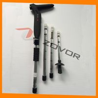 Electronic GPS SOS walking stick for elderly