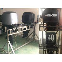 Yakai 40HP Diesel Outboard Motor 4 Stroke 2 Cylinder Water Cooled Diesel Engine
