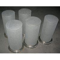 304 stainless steel sintered powder filter cartridge/element for dust removel thumbnail image
