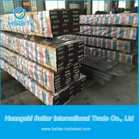 DC53 cold work tool steel flat bars