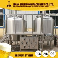 50l 100l 200l 500l 800l 1000l beer brewery equipment, beer brewing equipment, beer making machine
