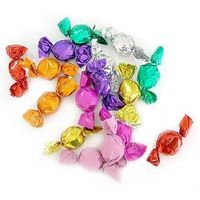 foil wrapped hard fruit candy