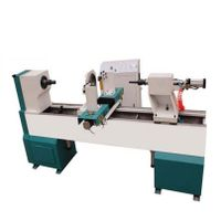1530 Automatic 3d Wood Turning Lathe For Wood Chair Legs