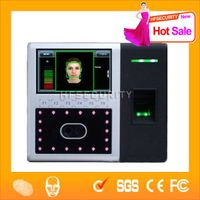 Time Tracking Access Control,Facial Biometric Time Clock, HF-FR302,Time Attendance and Access Contro thumbnail image