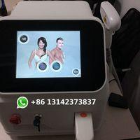 GLORY diode laser hair removal machine 808nm 755nm 1064nm triple wavelength depilation waxing tips thumbnail image