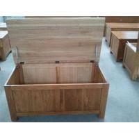 Wooden Blanket Art (Box): wooden furniture, solid oak furniture, bedroom furniture thumbnail image