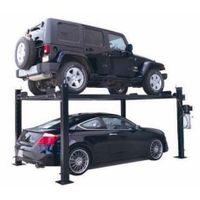 Electric four post parking lift(FPP708NE)