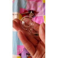 Sweet Puff Holland glass Pipe 14cm thumbnail image