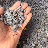Grey PVC Pipe Regrind Plastic Scraps thumbnail image