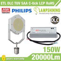 High-end design 20,000Lm 50W LED Retrofit Kits Can replace 500W Metal Halide Fixtures Parking Lot L