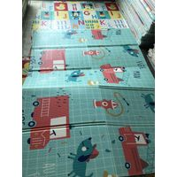 4 fold customized 1.5cm thick double printing playmat and gym mat thumbnail image
