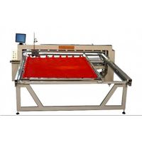 Head Moved Single Needle Quilting Machine