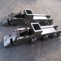 pusher trolley assemblies
