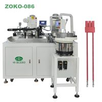 Fully Automatic housing insertion terminal crimping machine