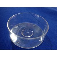 Sell transparent fire-proof candle cup/candle holder(T-50)