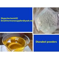 99.5% purity Dianabol Powder Pharmaceutical Steroids Hormones Metandienone CAS 72-63-9