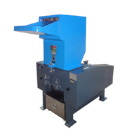 20HP crusher plastic pellet machine