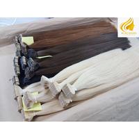 tape hair vietnamese virgin hair cuticle algined hair 100% human hair cheap price thumbnail image