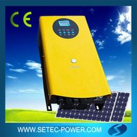 3.7kw  3 phase solar pump inverter/dc ac inverter/AC pump controller