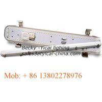 ETL TUV SAA IP66 IK10 waterproof 1500mm led triproof led tube light 2ft 3ft 4ft 5ft 6ft 8ft