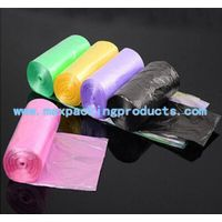 Suitable Plastic Garbage Bags for Your Ashbin