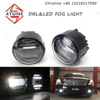 Best price car accessories led fog lamp made in china for infiniti FX35 FX45 FX50 QX70 2008-14
