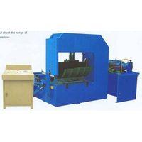 hydraulic arched machine