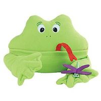 Frog Pillow Puppet