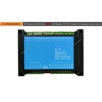 WiFi Network RJ45 8 DO(MosFet) 8DI Modbus TCP IOT module for Computer Android control thumbnail image