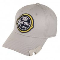 china factory 100% cotton baseball hat with beer bottle opener hat