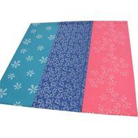 Printing yoga pad