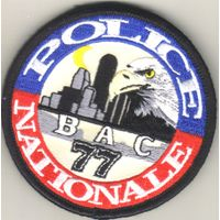 Embroidered patch thumbnail image