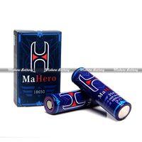 Mahero 3000mah pk bulk original LG 18650 Battery lg hg2 18650 battery vs lg he4