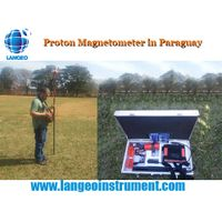 LANGEO WCZ-1B Digital Proton Magnetometer for Gold exploration