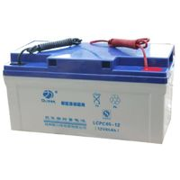 12v 65ah solar storage gel battery for solar streetlight