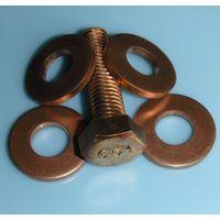 C65100 Silicon bronze belleville lockwashers thumbnail image