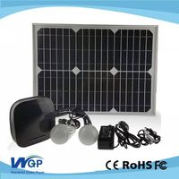 Good quality mini solar kit ,solar home lighting system
