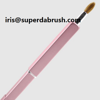 Shenzhen Superda brush high quality retractable lip brush