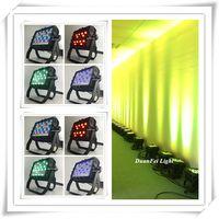 54x3w rgbw led par waterproof city color led rgbw wall washer dmx thumbnail image