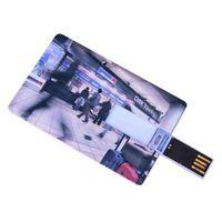 Card USB Flash Drive (H-2501)