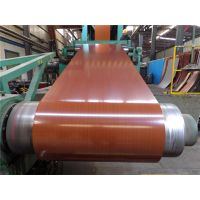 Wood Designed Prepainted Steel Coil Grain PPGI