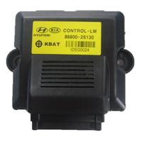 ECU(Electronic Control Unit) for Seat Ventilation Heating Module