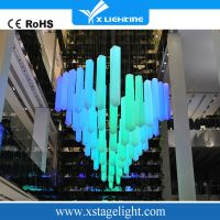 Crystal column led stage lights for bar/ktv/event/disco thumbnail image