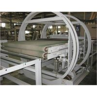 PVC lamination production line