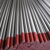 Red TIG Thorium Tungsten Electrode from directly manufacturer in China thumbnail image
