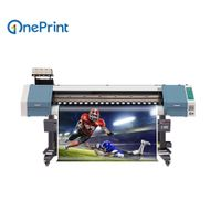 1.8m Large Format Eco Solvent Printer For Outdoor&Indoor Advertising thumbnail image