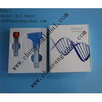 Home Gene Saliva Applicator Collector