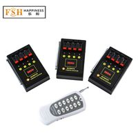 CE passed 12 channels / 12 cues Wireless Remote Control Fireworks Firing System (DB04r-12) thumbnail image