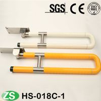 Handle Bar for disabled Hospital Nylon Knurled Grab Bars